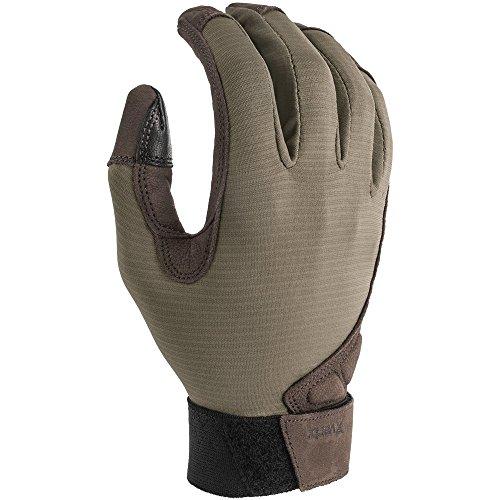 Vertx Vaporcore Shooter Gloves, Tan, Large