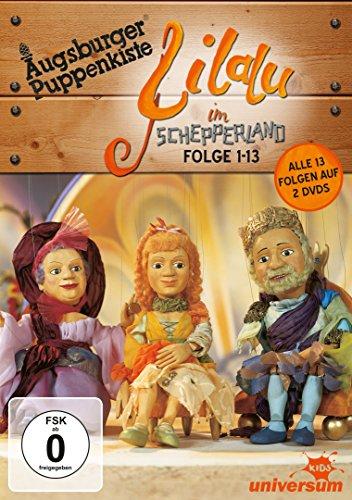 Augsburger Puppenkiste - Lilalu im Schepperland, Folge 01-13 [2 DVDs]