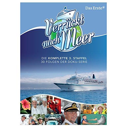 Verrückt nach Meer - Staffel 3 (8 DVDs)