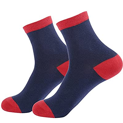 Unisex American British Flag Stripe Colorful Socks Cotton Ankle Crew Low Cut For Fashion Casual Dress 2/4/5/10 Pairs
