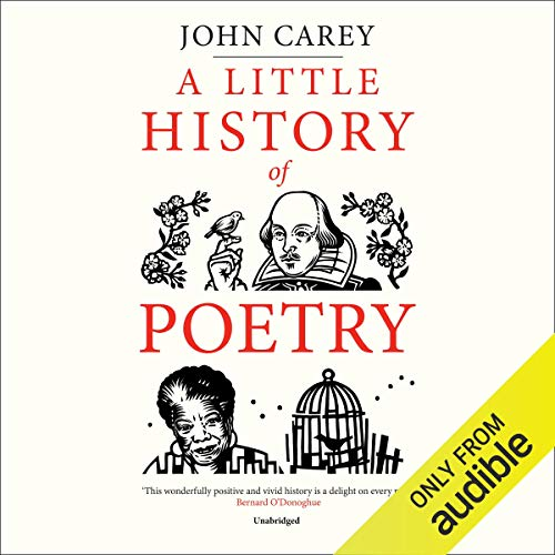 『A Little History of Poetry』のカバーアート