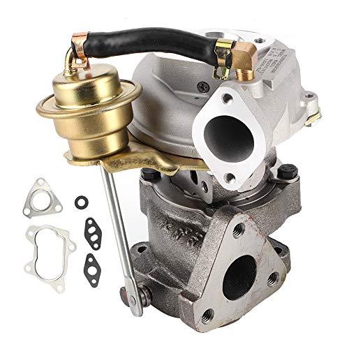 EBTOOLS Motor Turbolader, VZ21 Mini Turbolader Turbo für kleine Motoren Schneemobile Motorrad ATV RHB31 Fit für ALTO