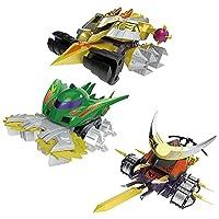 SMP[SHOKUGAN MODELING PROJECT]クラッシュギアBATTLE1-EX2 鎧輝&ディノスパルタン&轟月セット (1個入) 食玩・チューインガム (激闘!クラッシュギアTURBO(ターボ))