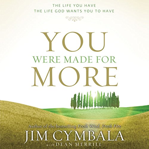 You Were Made for More audiobook cover art