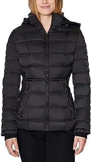 Nautica Ladies' Puffer Jacket (M, Black)