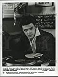 Historic Images -1990 Press Photo Michael St. Gerard in The Television Series Elvis