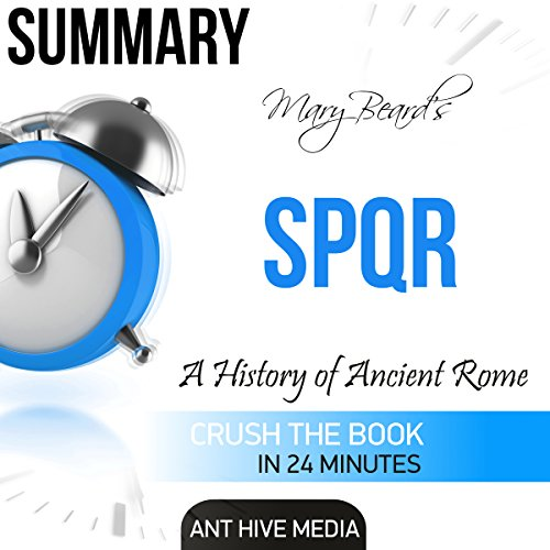 Summary of Mary Beard's SPQR: A History of Ancient Rome cover art