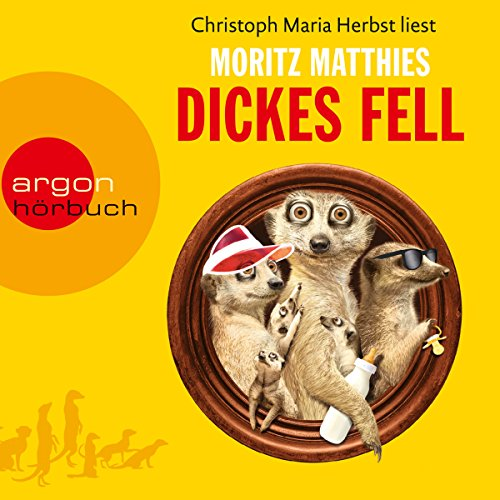 Dickes Fell audiobook cover art