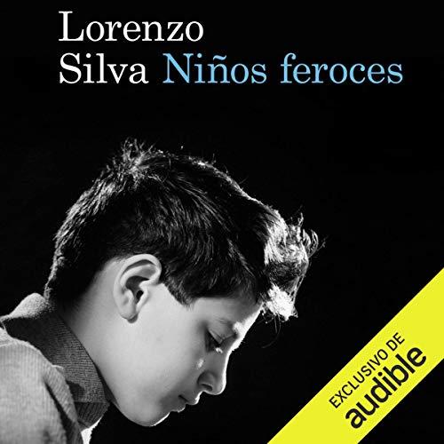 Diseño de la portada del título Niños feroces
