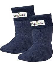 Playshoes Fleece-Stiefel-socke, Calentadores para Niñas