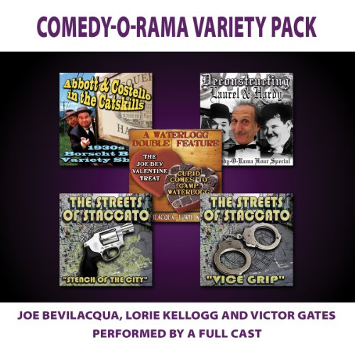 Comedy-O-Rama Variety Pack cover art