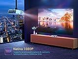 Zoom IMG-1 vankyo performance v630 proiettore videoproiettore