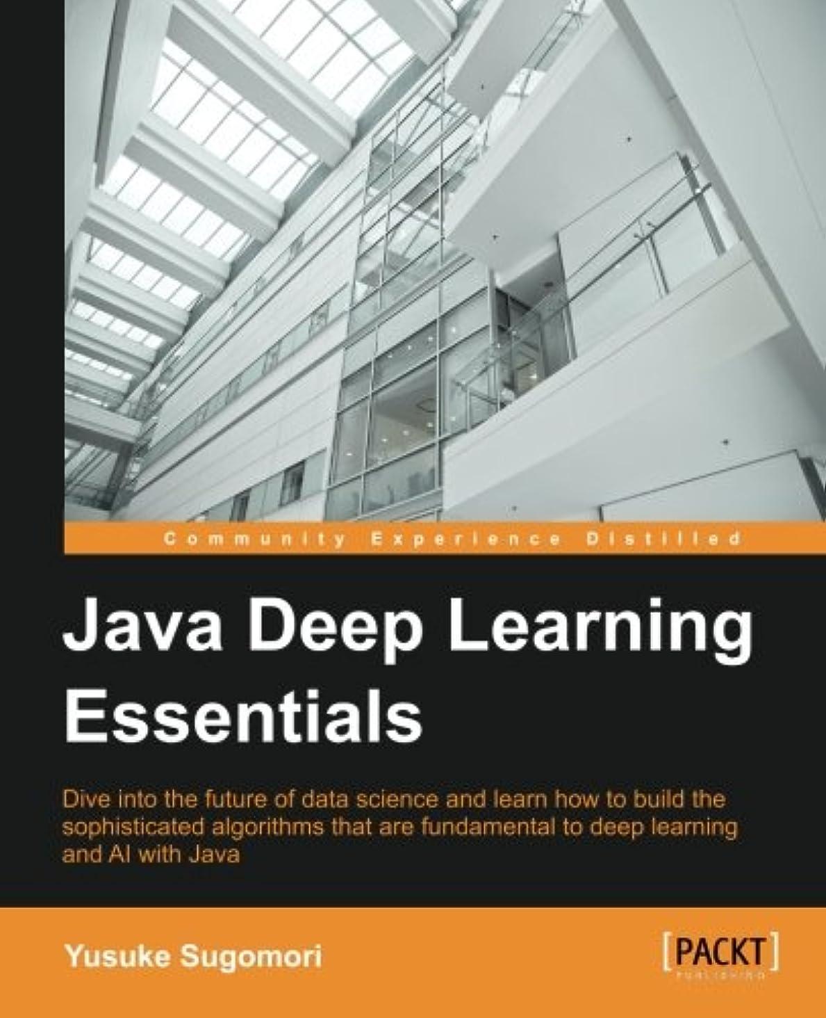 心配する暗殺パンサーJava Deep Learning Essentials