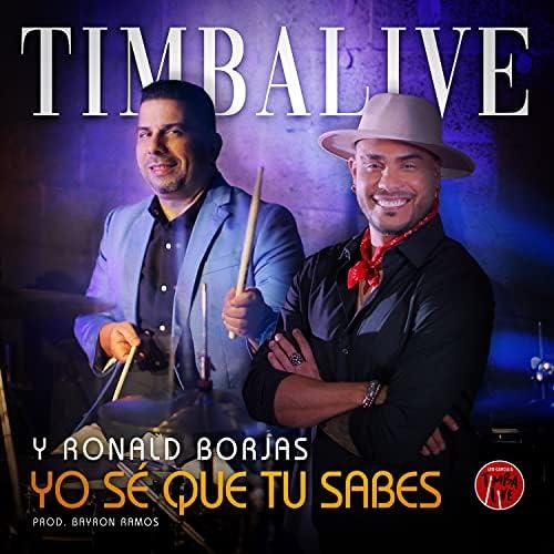 Timbalive & Ronald Borjas
