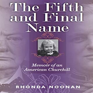 The Fifth and Final Name: Memoir of an American Churchill audiobook cover art
