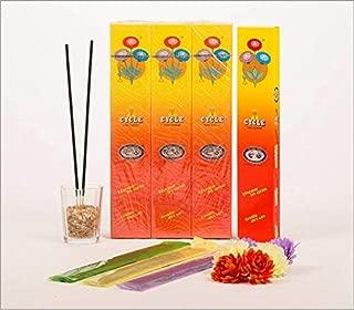 monthlysupply Incense Sticks 3 in 1 Three in One Cycle Agarbatti 252 Sticks