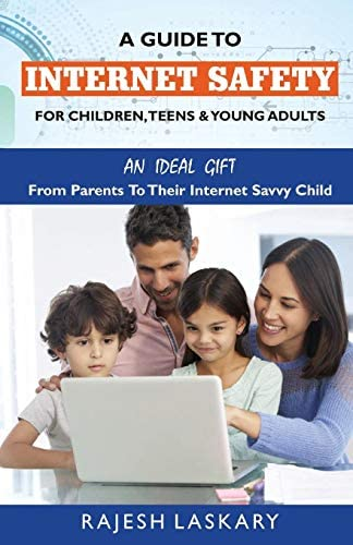 A Guide to Internet Safety for Children Teens Young Adults An Ideal Gift From Parents To Their product image