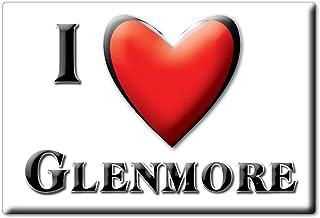 Enjoymagnets GLENMORE (SCO) Souvenir Aimant DE FRIGO Angleterre Scotland IDÉE DE Cadeau Magnets Je Aime