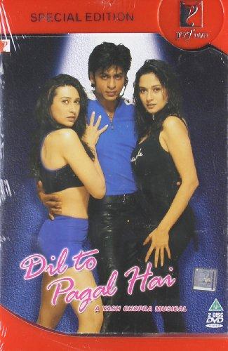Dil To Pagal Hai (1997) - Shah R...