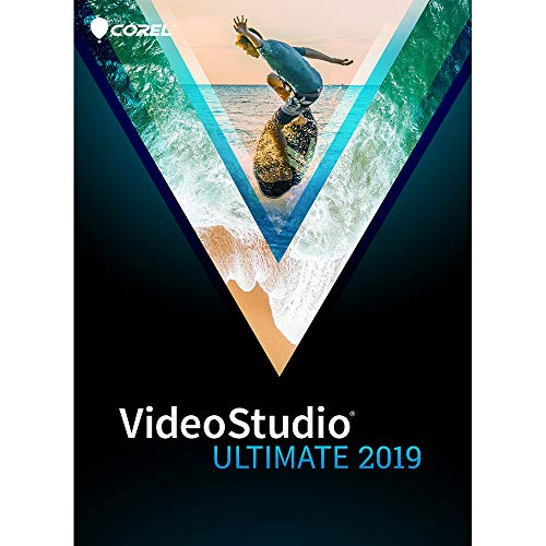 Corel VideoStudio Ultimate 2019 - Video Editing Suite [PC Download]