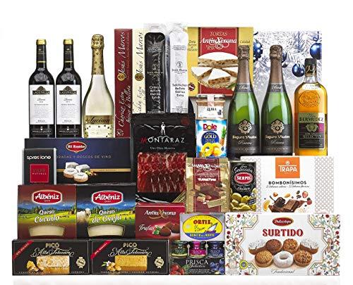 Lote Regalo Cesta de Navidad 2021 Gourmet · Regalo Personal