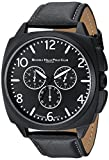 US Beverly Hills Polo Club Men's Beverly Hills Polo Club Analog-Quartz Watch with Polyurethane Strap, Black, 21 (Model: 53507)