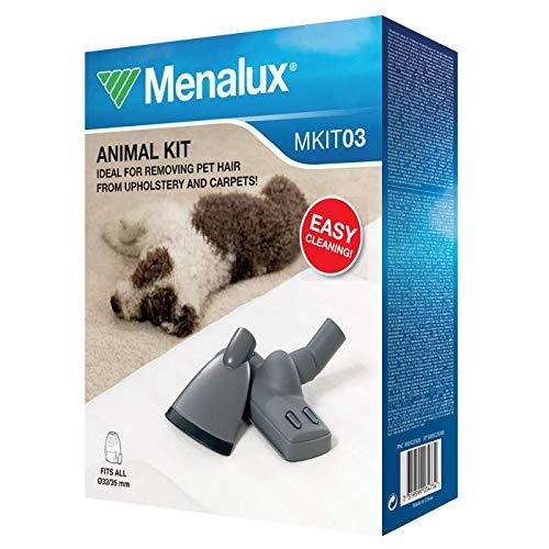 Menalux MKIT03 - Animal Kit para limpiar el pelo de mascotas