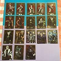 ツイステッドワンダーランド メタルカード コレクション 自販機verパックver 全36種コンプ デイヴィス ジェイドフロイド ツイステ