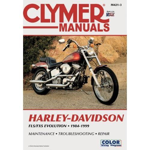 Harley Repair Manual: Amazon com
