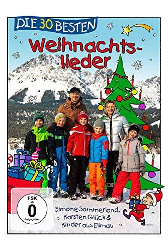 Die 30 Besten Weihnachtslieder (Dvd)