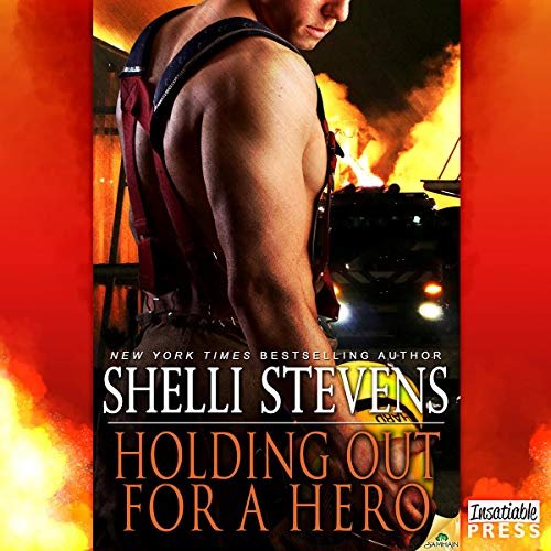 Holding Out for a Hero: Books 1, 2, and 3 audiobook cover art