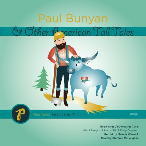 Paul Bunyan and Other American Tall Tales cover art