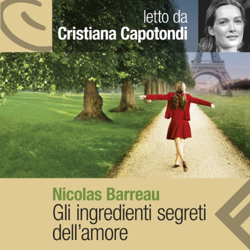Gli ingredienti segreti dell'amore audiobook cover art