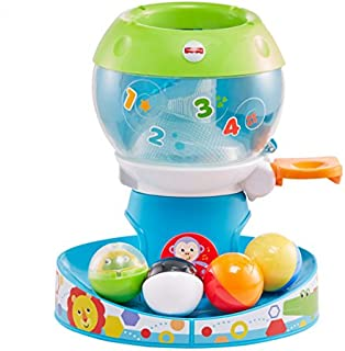 Fisher-Price Go Baby Go! Swirl 'n Tunes Gumball – Go Baby Go!, multicolor