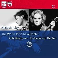 ストラヴィンスキー:ヴァイオリンとピアノのための作品全(Stravinsky:complete Works For Violin&Piano)