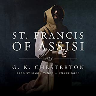 St. Francis of Assisi audiobook cover art