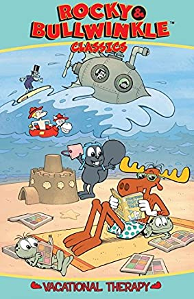 Rocky and Bullwinkle Classics Vol. 2: Vacational Therapy (English Edition)