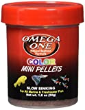 OmegaSea Food 51282 Color Micro Pellets 1.76 oz, 1 Can
