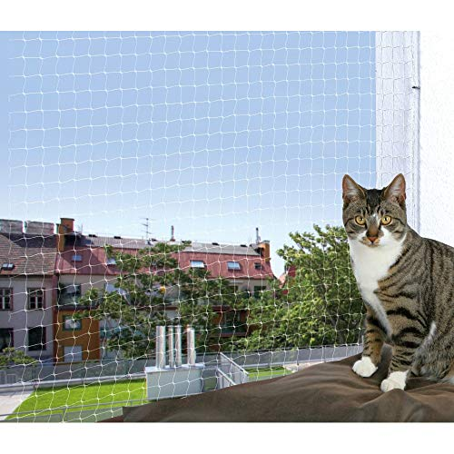 TRIXIE 44303 - Red de seguridad para gatos, 2 x 1.5 m