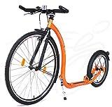 Kickbike Tretroller Sport G4, Orange