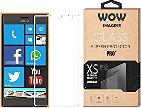 WOW Imagine™ Pro HD+ 9H Hardness 2.5D 0.3mm Toughened Tempered Glass Screen Protector for Microsoft Nokia Lumia 640XL