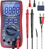 AstroAI Digital Multimeter, TRMS 6000 Counts Multimeters Manual and...