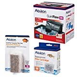 Aqueon Aquarium Filter Kit w/Media (4 Month Supply), Up to 20 Gallons