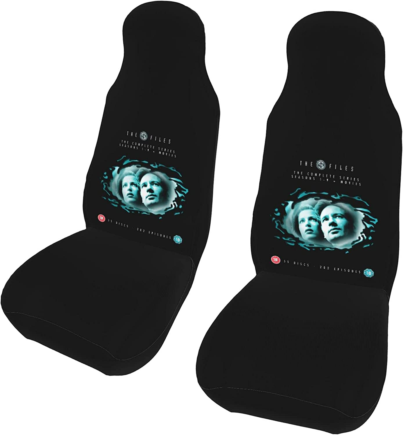 Eliphs X-Files Car Cushio Colorado Springs Mall Seat Covers discount