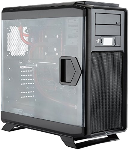 Drako Gaming Rig nahagliiv Desktop PC, Prozessor i7 – 5930 K, Grafikkarte Geforce GTX 1080, Intel X99 Edition, schwarz