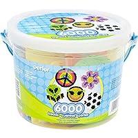 Perler Multi Mix Assorted Fuse Bead Bucket (6000 Pieces)