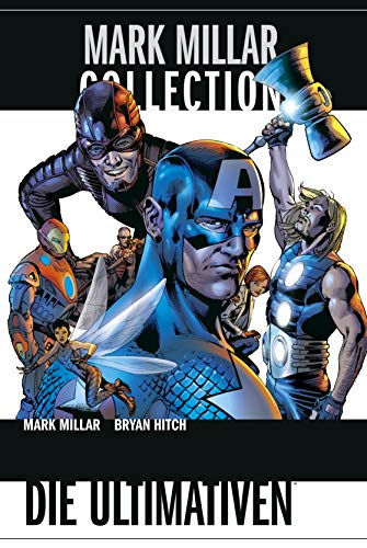 Mark Millar Collection: Bd. 9: Die Ultimativen