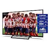 TD Systems Televisor 3X HDMI, VGA, USB, 1100 PCI Hz, Grabador Reproductor, DVB-T2/C/S2 Modo Hotel - K40DLX11F 39,5 Pulgadas