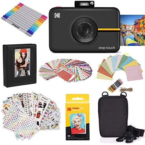 KODAK Step Touch 13MP Digitalkamera und Instant-Drucker mit 3.5