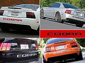 Best 03 cobra bumper inserts Reviews